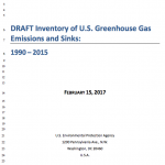 Draft US GHG Inventory